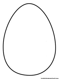 » Easter Egg Pattern and Shiny Paint Recipe Nuttin' But