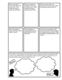 mystery unit on Pinterest | Edgar Allan Poe, Lesson Plans ...