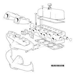 Volvo 122 Wiring Diagram, Volvo, Free Engine Image For