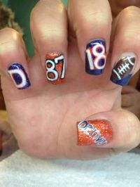 Crazy, Sexy, Cool Nails on Pinterest | 3d Nails Art ...