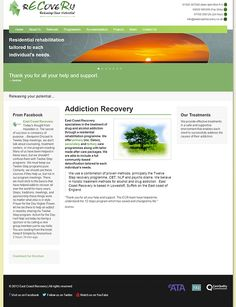 East Coast Recovery #Suffolk specialises in the treatment of #drug and #alcohol #addiction through a residential rehabilitation programme. We of...