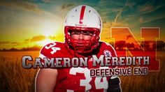 Varsity Catholic - Cameron Meredith by Varsity Catholic. University of Nebraska Football Player Cameron Meredith gives a candid talk about his conversion to the Catholic Faith.