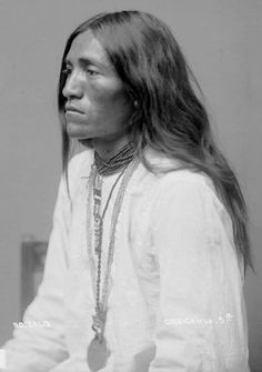 No-talq Chiricahua - Apache 1886