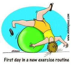 not with our easy under 20 workouts http://www.under20workout.com/
