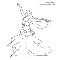 Eastern Hemisphere Coloring Page Coloring Pages