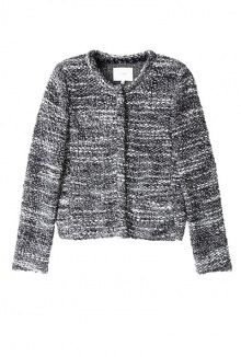 monochrome refilia tweed jacket by IRO