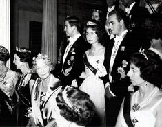 Juan Carlos was married in Athens at the Church of Saint Dennis on 14 May  1962, to Princess Sophia of Greece and Denmark, daughter of King Paul. She was Greek Orthodox but converted to Roman Catholicism in order to become Spain's queen. Her name is now styled as Queen Sofia.
