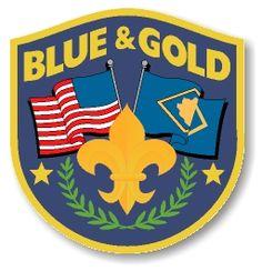 cub scout - blue & gold activity