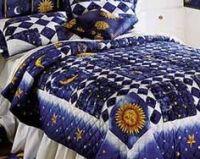 Purple celestial bedding   Home Decor that I love   Pinterest