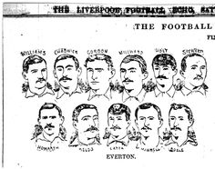 Everton collection. 1880's-1900's. on Pinterest