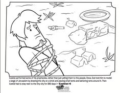 Isaiah 6 1 4 Coloring Page Coloring Pages