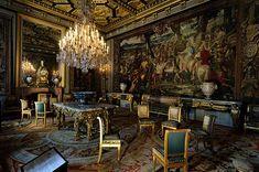 Interiors Of Castles Amp Stately Homes On Pinterest