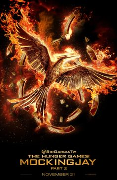fanmade mockingjay part 2 poster
