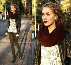 Amber Lehman Styling: Fall Must Haves::Oxblood + Camo