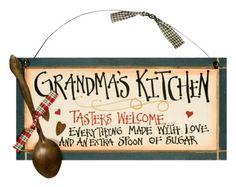 Grandma's Favorite Recipes