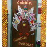 T is for Turkey Day on Pinterest