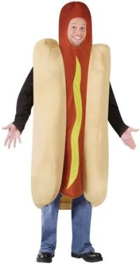 DIY Hot Dog Halloween Costume | Halloween Costumes - DIY ...