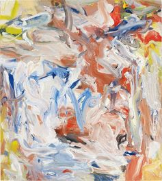 Willem de Kooning's Untitled XXVIII. COURTESY PHILLIPS.