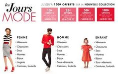 De 10 à 100 euros de remises immédiates sur la mode Amazon (nouvelle collection) - http://www.bons-plans-malins.com/de-10-a-100-euros-de-remises-immediates-sur-la-mode-amazon-nouvelle-collection/ #Mode