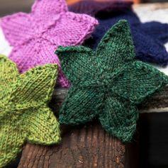 Knit Stars (Free Pattern)