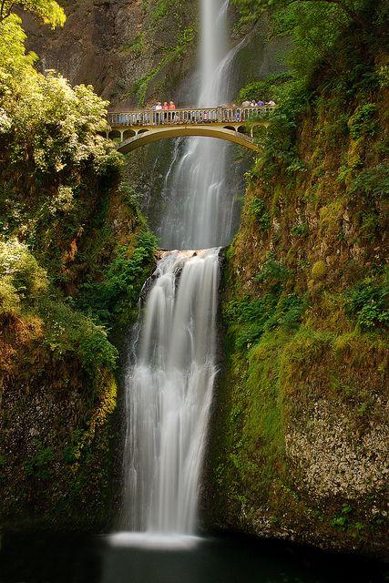 Multnomah Falls Oregon Winter Wallpaper Best Scenic Views Multnomah Falls Columbia River Gorge