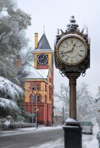 New Bern, Carolina del Nord