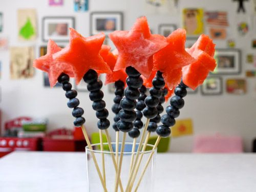 Magical Fruits Wands