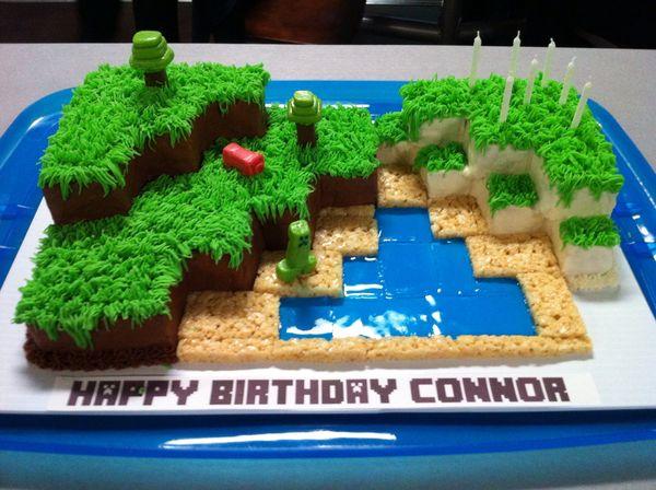 Birthday Country Boys Cross Cake Ideas
