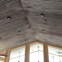 old barn tin ceiling ideas - Google Search | Bo's House ...