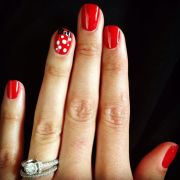 1000 ideas disney nail design