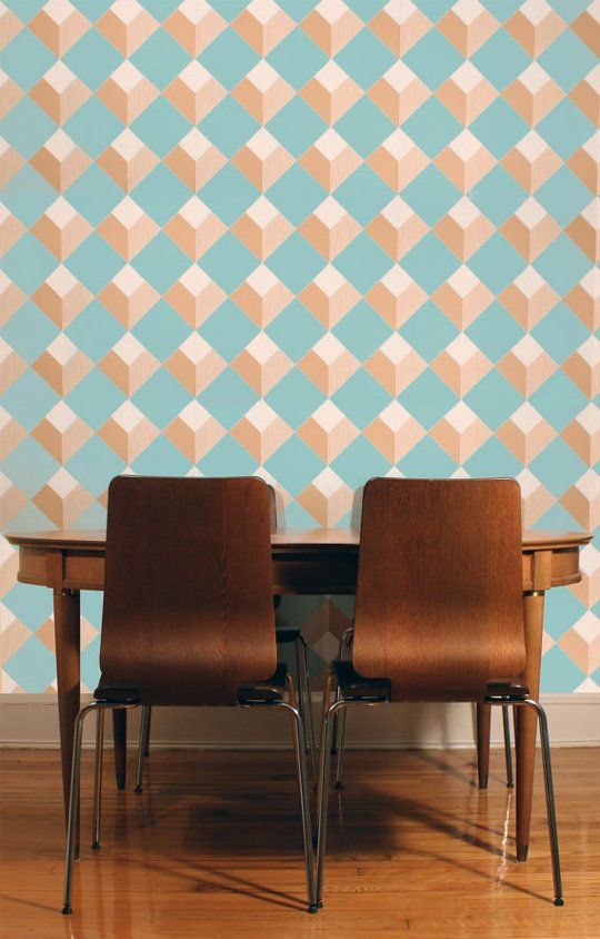 Removable Wallpapers by Style Modern  Renters Solutions