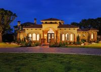 tuscan homes - Google Search   Tuscan Style Homes   Pinterest