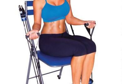 Chair Exercises With Resistance Bands