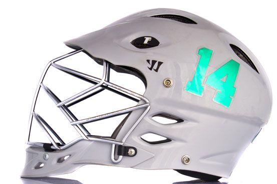 Warrior Lacrosse Helmets