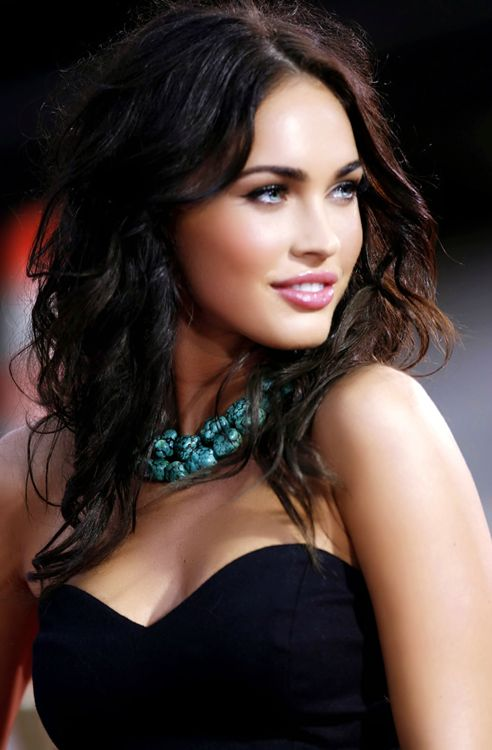 This is good look. - Megan Fox