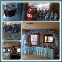 All Star Baby Shower   babyshower gifts n ideas   Pinterest