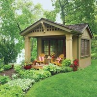 Backyard studio????? | Cottages | Pinterest