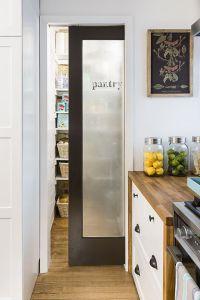 pocket pantry door   Home/Home Improvement   Pinterest