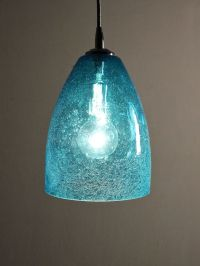 [aqua glass pendant light] - 28 images - first light 2301 ...