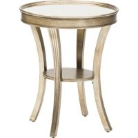 Round Mirror Accent Table | Home | Pinterest