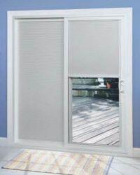 patio door blinds | Window Treatments | Pinterest