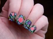 pin ghetto nail design