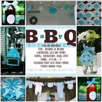 Baby Shower BBQ | Party Fun | Pinterest