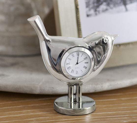 Bird Clock | Pottery Barn