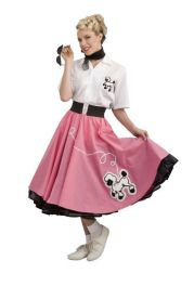 rubie's costume 1950s poodle skirt