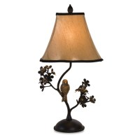 Bird Branch Table Lamp
