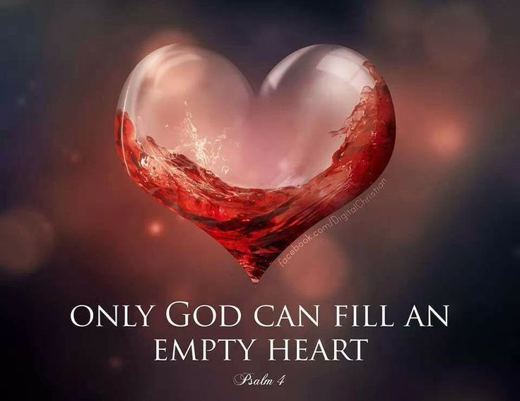Image result for empty heart