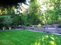1 Landscaping: Hillside Landscaping Ideas Retaining Walls