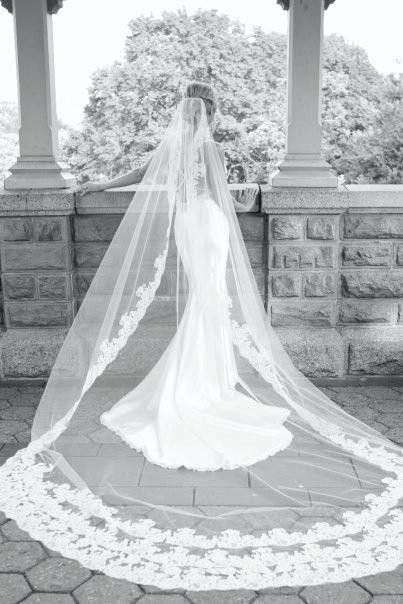 the veil is breathtaking!!