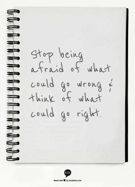 Monday Motivation � Quotes